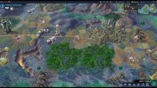 Sid Meier's Civilization: Beyond Earth - Master Control Gameplay Trailer