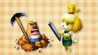 Monster Hunter 4 Ultimate - Animal Crossing Trailer