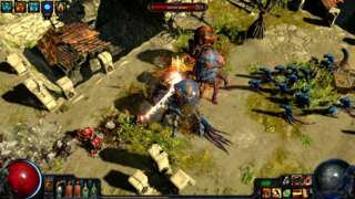 Check Out This Knockback Staff Duelist in our Exclusive Path of Exile Build of the Week