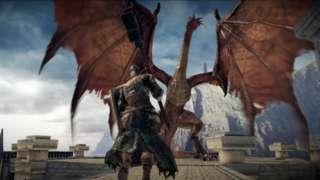 Dark Souls II: Scholar of the First Sin - Announcement Trailer