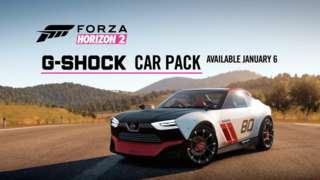 Forza Horizon 2 - G-Shock Car Pack Trailer