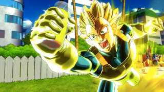 Dragon Ball: Xenoverse - New Year's Showcase Trailer