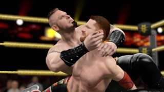WWE 2K15 - NXT Arrival Trailer