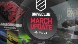 Driveclub - March DLC Trailer