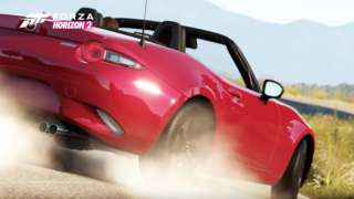 Forza Horizon 2 - Mazda MX-5 Car Pack Trailer
