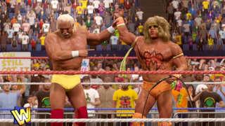 WWE 2K15 - Path of the Warrior Trailer