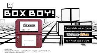 BOXBOY! - Nintendo eShop Trailer
