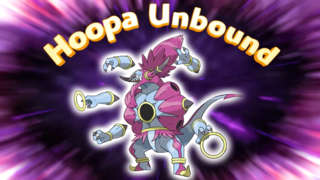 Pokemon Alpha Sapphire/Omega Ruby - Hoopa Unbound Revealed