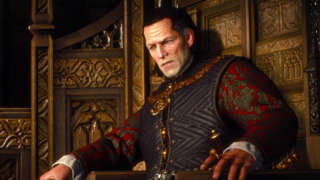 The Witcher 3: Wild Hunt - Behind the Scenes with Charles Dance