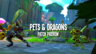 Dungeon Defenders II - Pets & Dragons Patch Preview