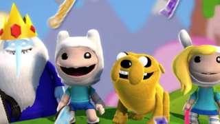 LittleBigPlanet 3 - Adventure Time DLC Trailer