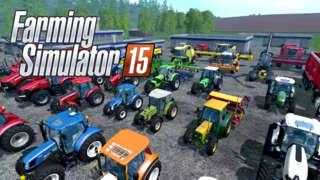 Farming Simulator 15 Consoles - Garage Trailer