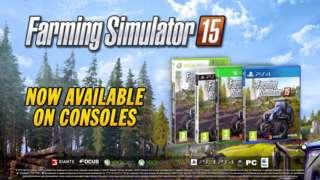 Farming Simulator 15: Console Edition - Launch Trailer