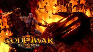 God of War III Remastered - Kratos vs Hades Boss Battle