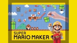 Super Mario Maker - E3 2015 Trailer