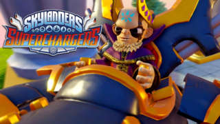 Skylanders SuperChargers - Kaos Trailer