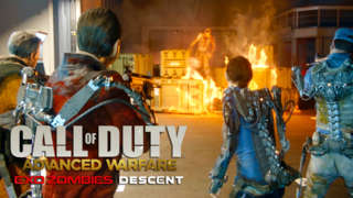 Call of Duty: Advanced Warfare - Exo Zombies Descent Trailer