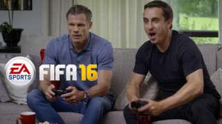 FIFA 16 - FUT Draft Trailer ft. Gary Neville & Jamie Carragher
