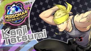 Persona 4: Dancing All Night - Kanji Tatsumi Trailer