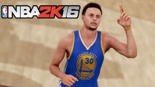 NBA 2K16 - Stephen Curry: Beyond the Shadows