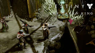 Destiny: The Taken King - King's Fall Raid Teaser Trailer