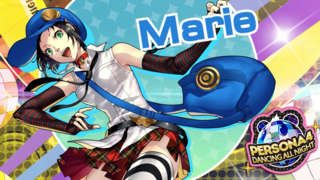 Persona 4: Dancing All Night - Marie Trailer