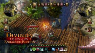 Divinity: Original Sin Enhanced Edition - Console Coop Trailer