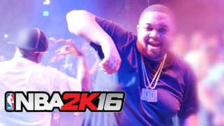 NBA 2K16 - Hoops & Hip Hop Trailer