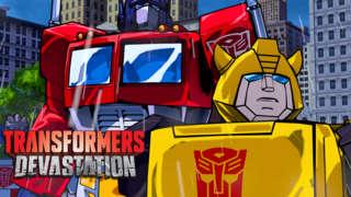 Transformers: Devastation - Launch Trailer