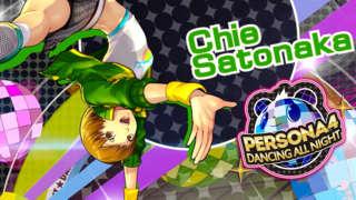 Persona 4: Dancing All Night - Chie Satonaka Trailer