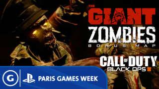 Call of Duty: Black Ops III Trailer - Paris Games Week 2015