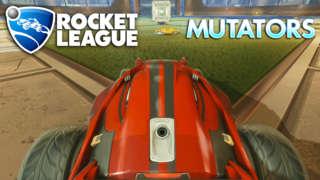 Rocket League - Mix, Match, and Mutate Trailer