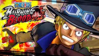 One Piece: Burning Blood - Battle Trailer