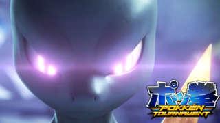 Pokken Tournament - Shadow Mewtwo Revealed