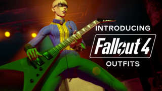 Rock Band 4 - Introducing Fallout 4 Outfits