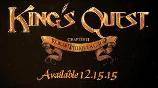 King's Quest - Chapter 2 Announcement Teaser