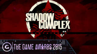 Shadow Complex Remastered Announcement Trailer - The Game Awards 2015