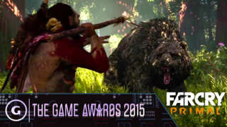 Far Cry Primal First Gameplay Trailer - The Game Awards 2015