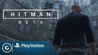 Hitman Beta Teaser Trailer - PSX 2015