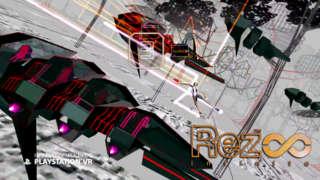 Rez Infinite - Debut Trailer
