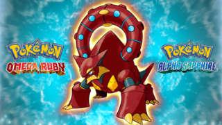 Pokemon Alpha Sapphire/Omega Ruby - Volcanion Trailer