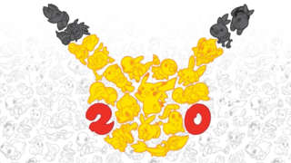 #Pokemon20 - Celebrate 20 Years of Pokemon
