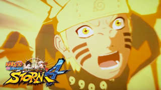 Naruto Shippuden: Ultimate Ninja Storm 4 - Game Intro
