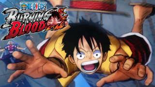 One Piece: Burning Blood - Marineford Trailer