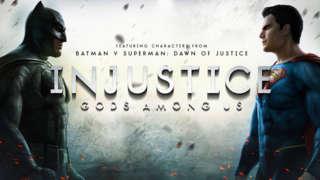 Injustice: Gods Among Us - Batman v Superman Mobile Trailer