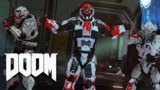 DOOM - Multiplayer Modes Revealed