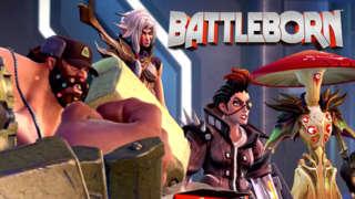 Battleborn: Live Together or Die Alone - Story Trailer