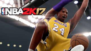 NBA 2K17 - Legends Live On