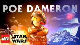 LEGO Star Wars: The Force Awakens - Poe Dameron Vignette