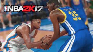 NBA 2K17 - Friction Trailer